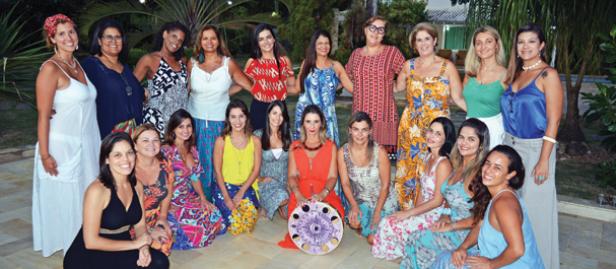 mulheres do círculo do fogo sagrado feminino de macaé