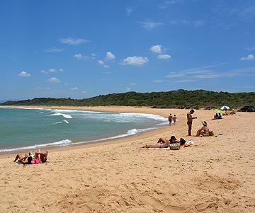 praia das pedrinhas