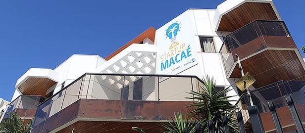 Startup Macaé