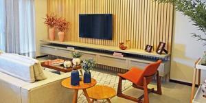 Cliente e arquiteta escolheram os planejados Criare para decorar a casa recém reformada.