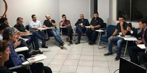 encontro na Startup Macaé